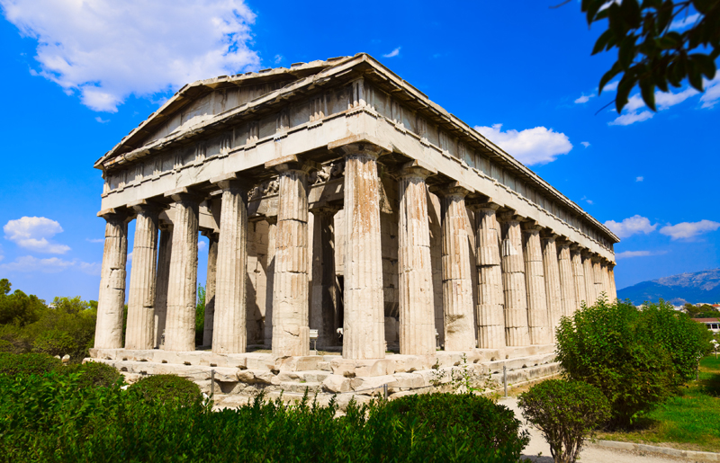 Image result for ancient agora of athens